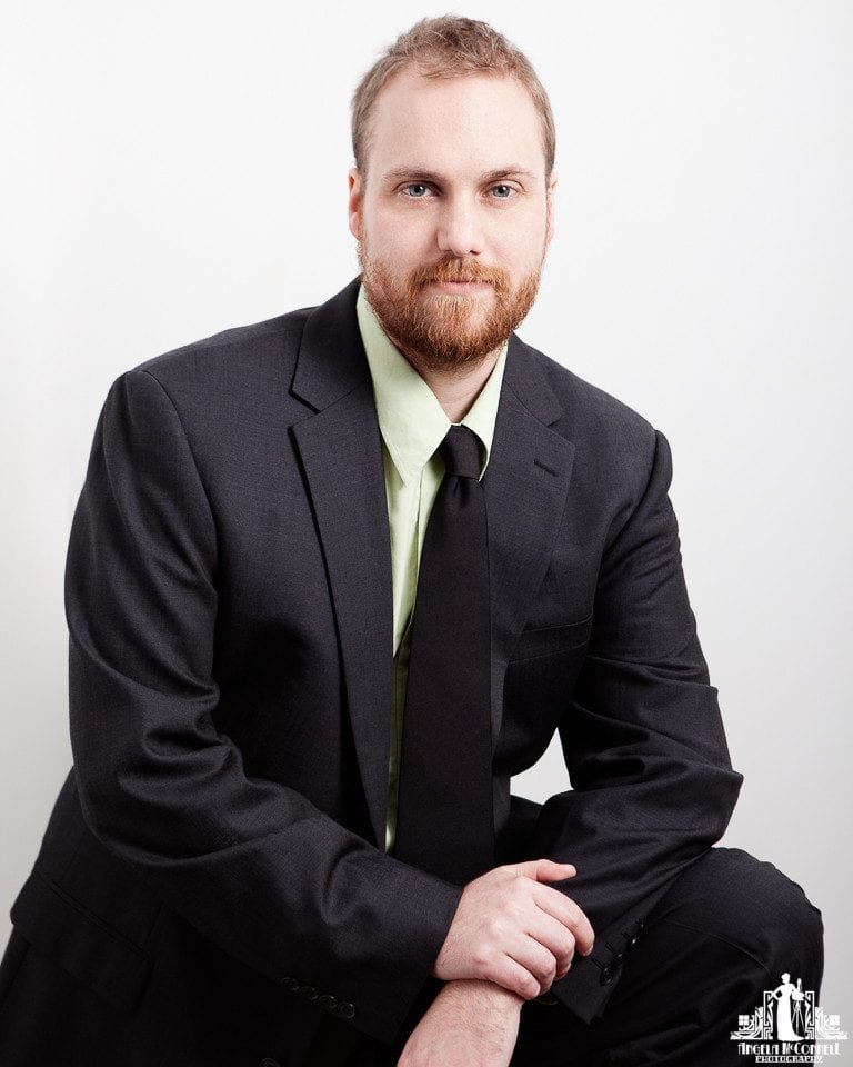 Toronto Corporate Head Shot Photography