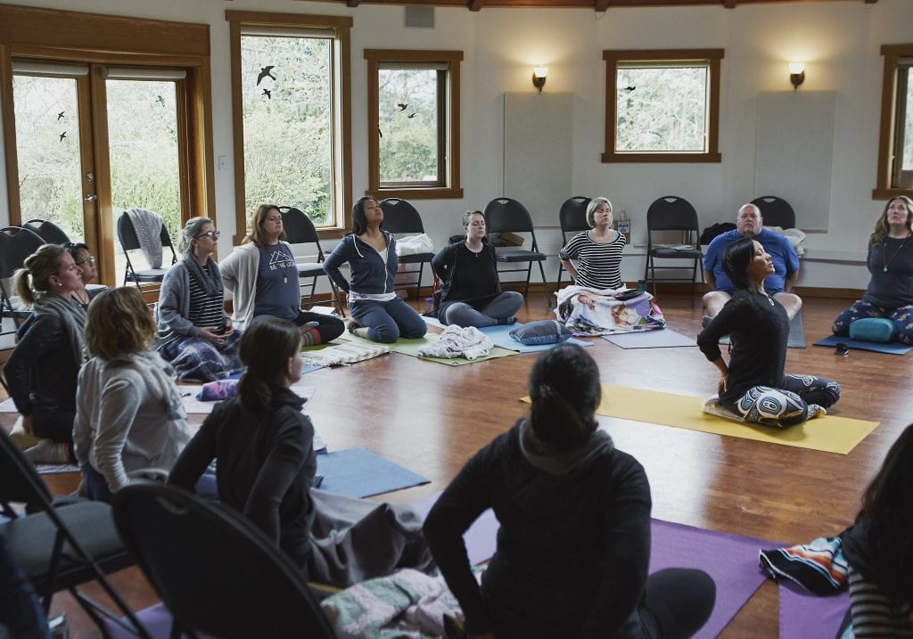 Awaken Wellbeing for Educators | Vancouver Retreat and Workshop Photographer | Photography by Angela McConnell